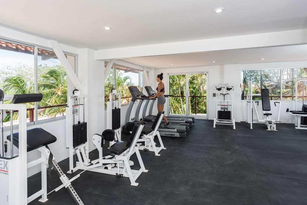 Best Western Tamarindo Vista Villas - Fitnessstudio