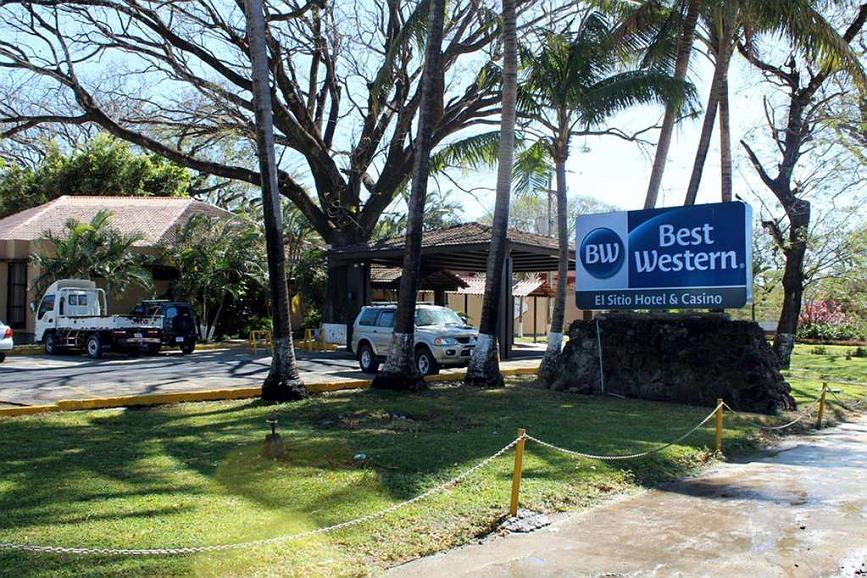 Best Western El Sitio Hotel & Casino - Aussenansicht