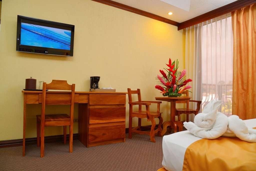 Best Western Hotel & Casino Kamuk - Chambre