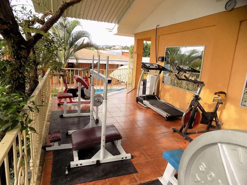 Best Western Hotel Zima - Fitnessstudio