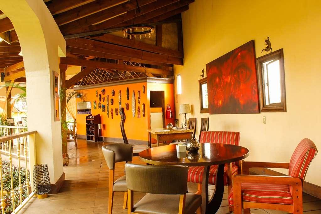 Best Western Hotel Zima - Vue du lobby