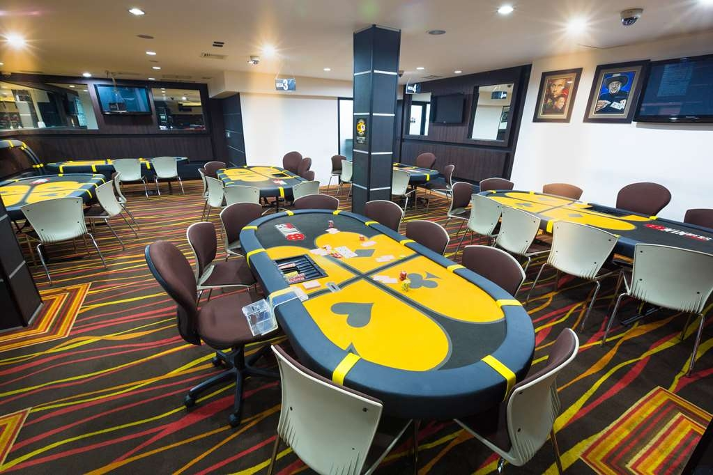 Best Western Plus San Jose - Casino - Poker Room