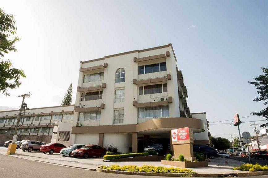 Best Western Plus Hotel Terraza - Area esterna