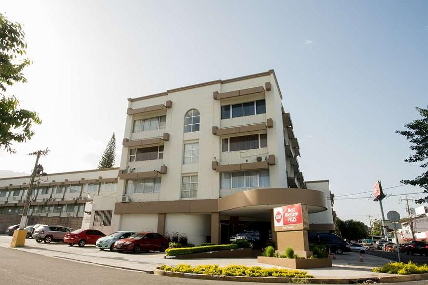 Best Western Plus Hotel Terraza - Vue extérieure