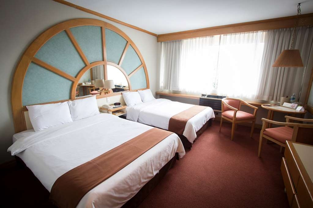 Best Western Plus Hotel Terraza - Habitaciones/Alojamientos