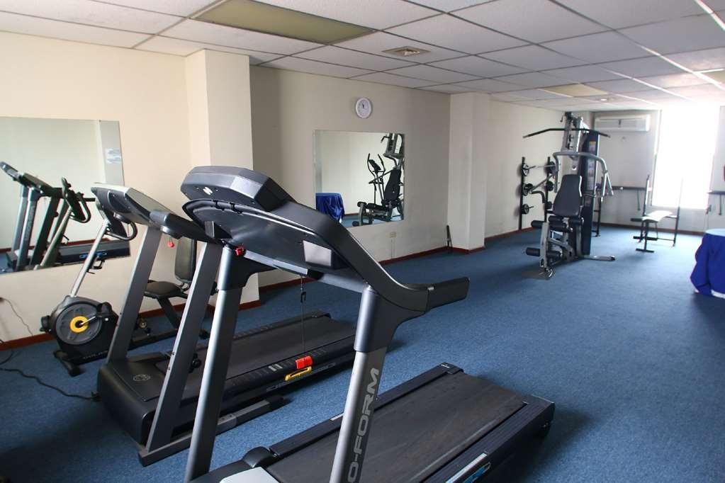 Best Western Plus Hotel Terraza - Fitnessstudio