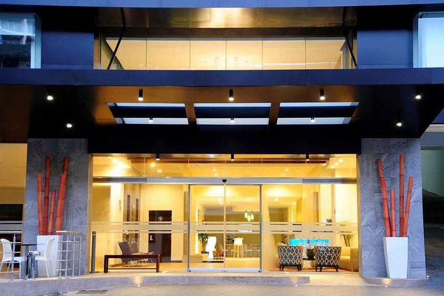 Best Western Plus Panama Zen Hotel - Außenansicht