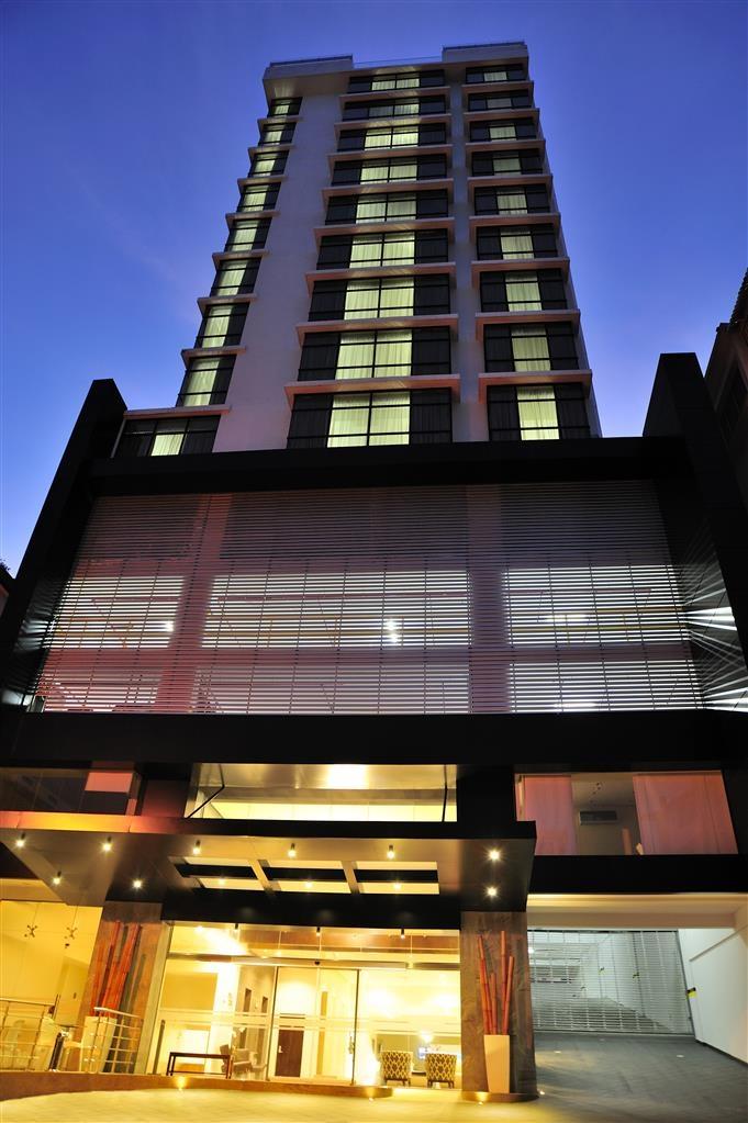 Best Western Plus Panama Zen Hotel - façade extérieure