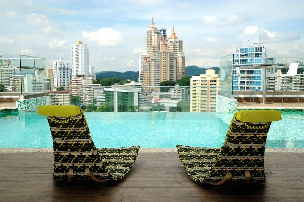 Best Western Plus Panama Zen Hotel - Vue de la piscine
