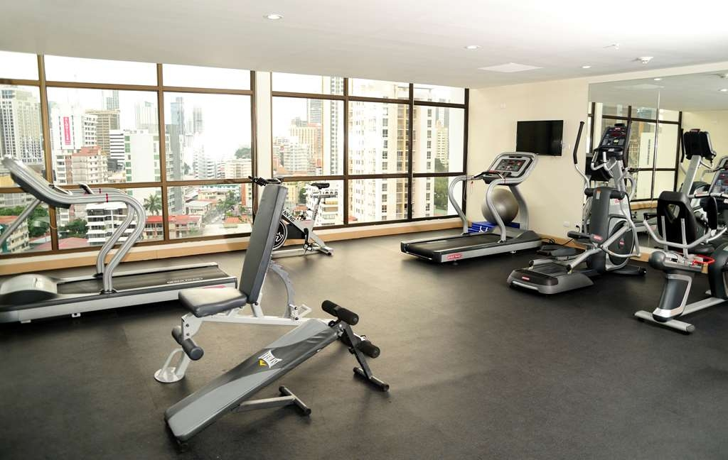 Best Western Plus Panama Zen Hotel - exercise chambre
