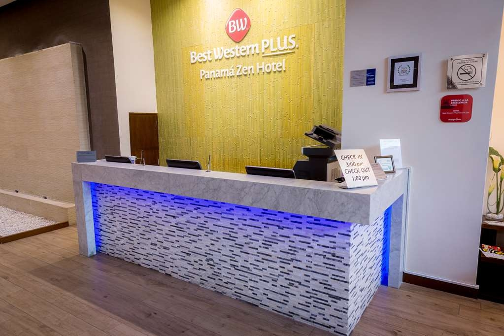 Best Western Plus Panama Zen Hotel - Hall