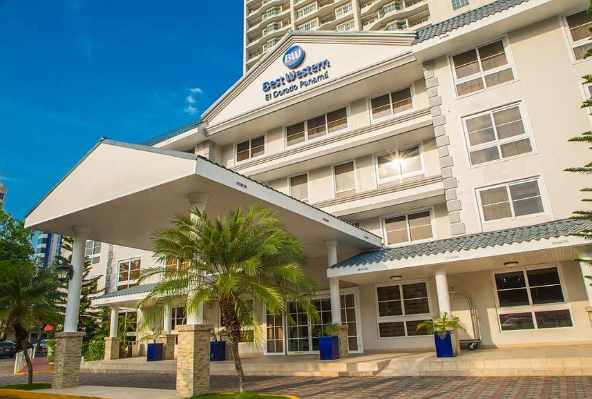 Best Western El Dorado Panama Hotel - Vue extérieure