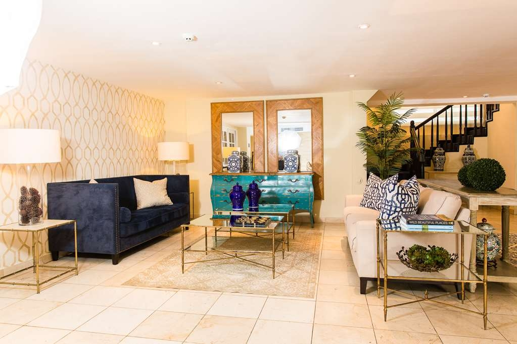 Best Western El Dorado Panama Hotel - Vue du lobby