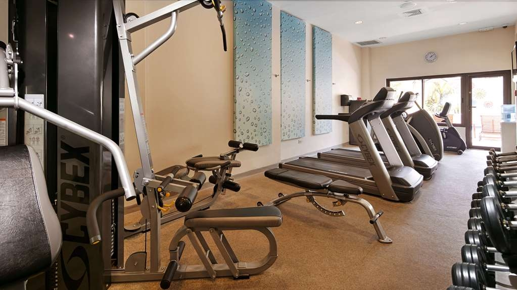 Best Western Premier Petion-Ville - Fit a workout into your busy day during your stay with the convenience of our on-site fitness center.