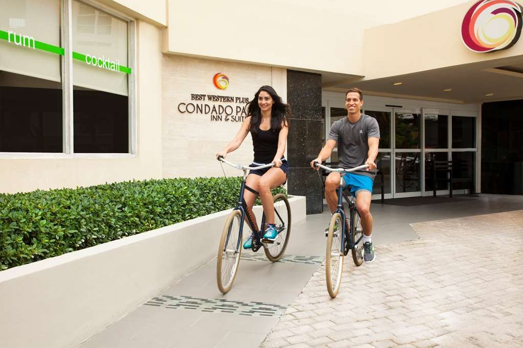 Best Western Plus Condado Palm Inn & Suites - Ciclismo