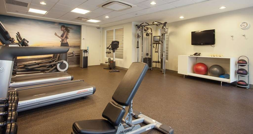 Best Western Plus Condado Palm Inn & Suites - Sala fitness