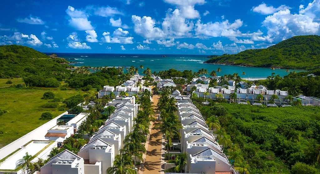 Cap Cove Resort St. Lucia, BW Premier Collection - Aussenansicht