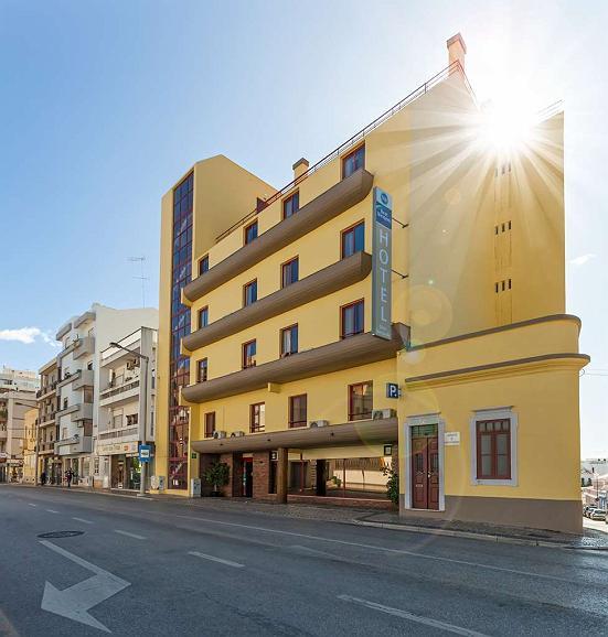 Best Western Hotel Dom Bernardo - Vista exterior