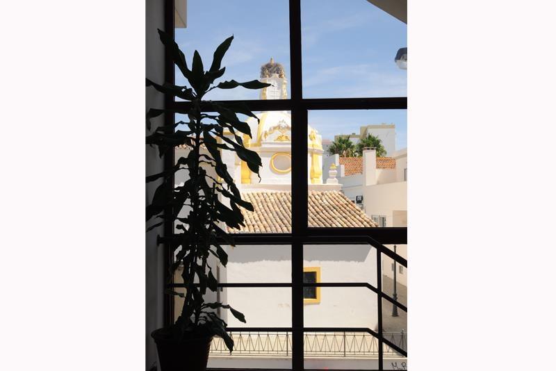 Best Western Hotel Dom Bernardo - View from Hotel