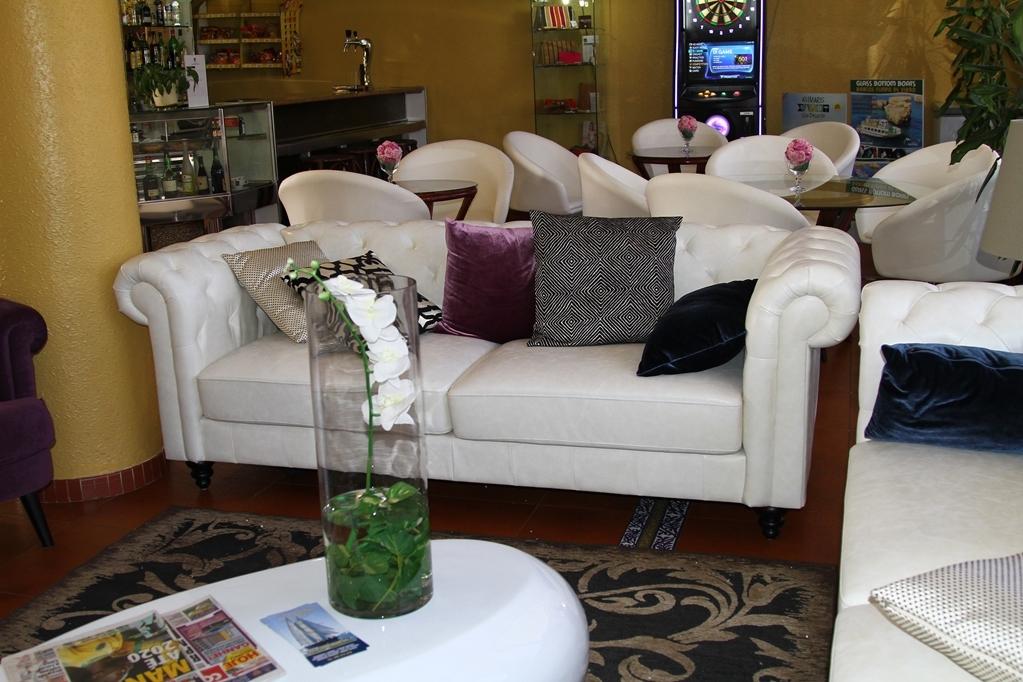 Best Western Hotel Dom Bernardo - Vue du lobby