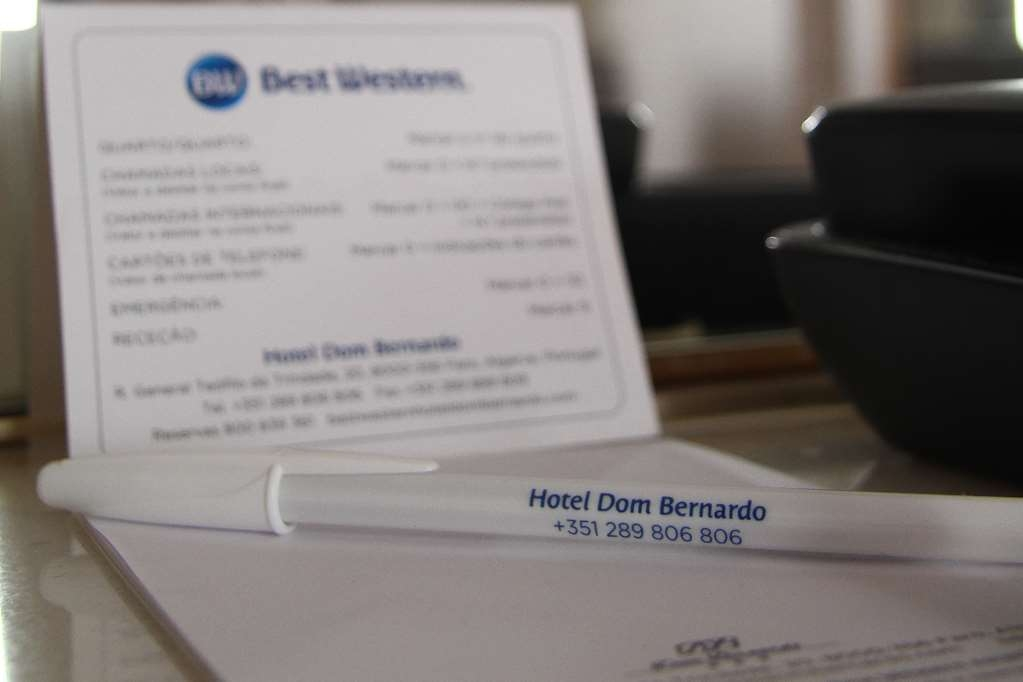 Best Western Hotel Dom Bernardo - Best Western Hotel Dom Bernardo