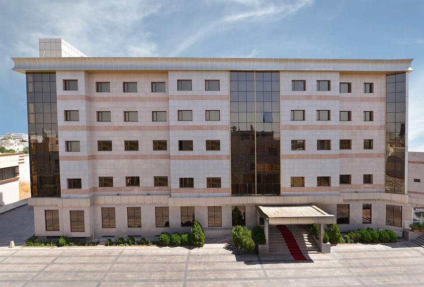 Best Western Plus Erbil - Vue extérieure