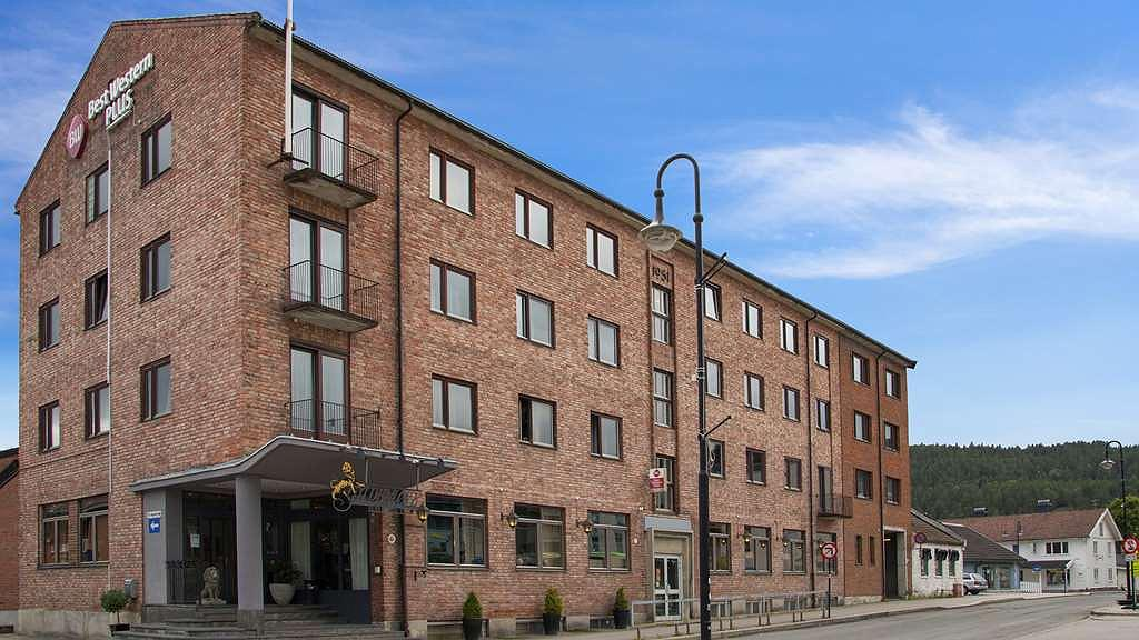 Best Western Plus Gyldenlove Hotell - Area esterna