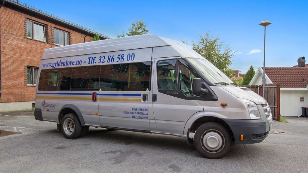 Best Western Plus Gyldenlove Hotell - Shuttle