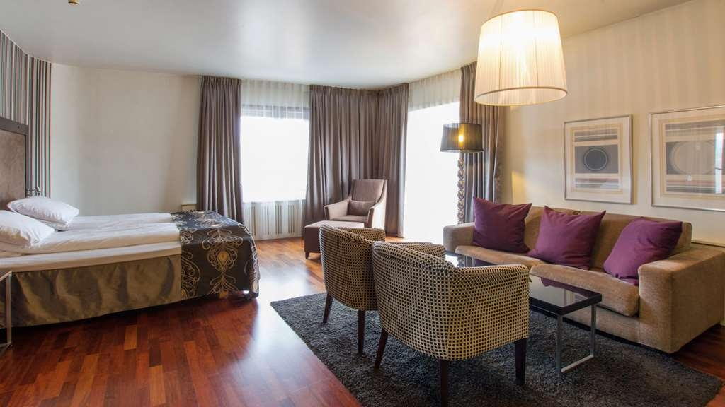 Best Western Plus Gyldenlove Hotell - King Junior Suite