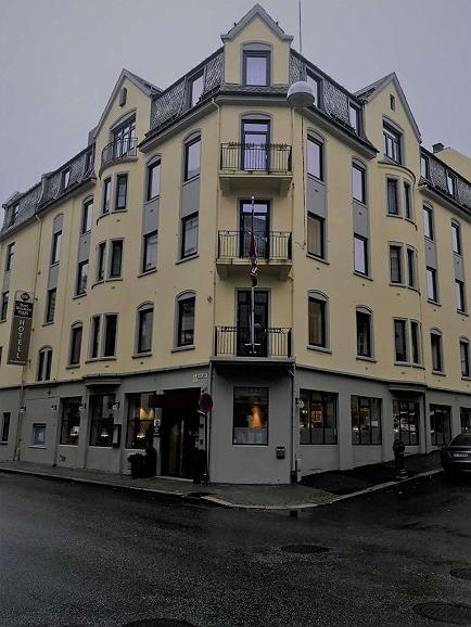 Hotell Hordaheimen, BW Signature Collection - Aussenansicht