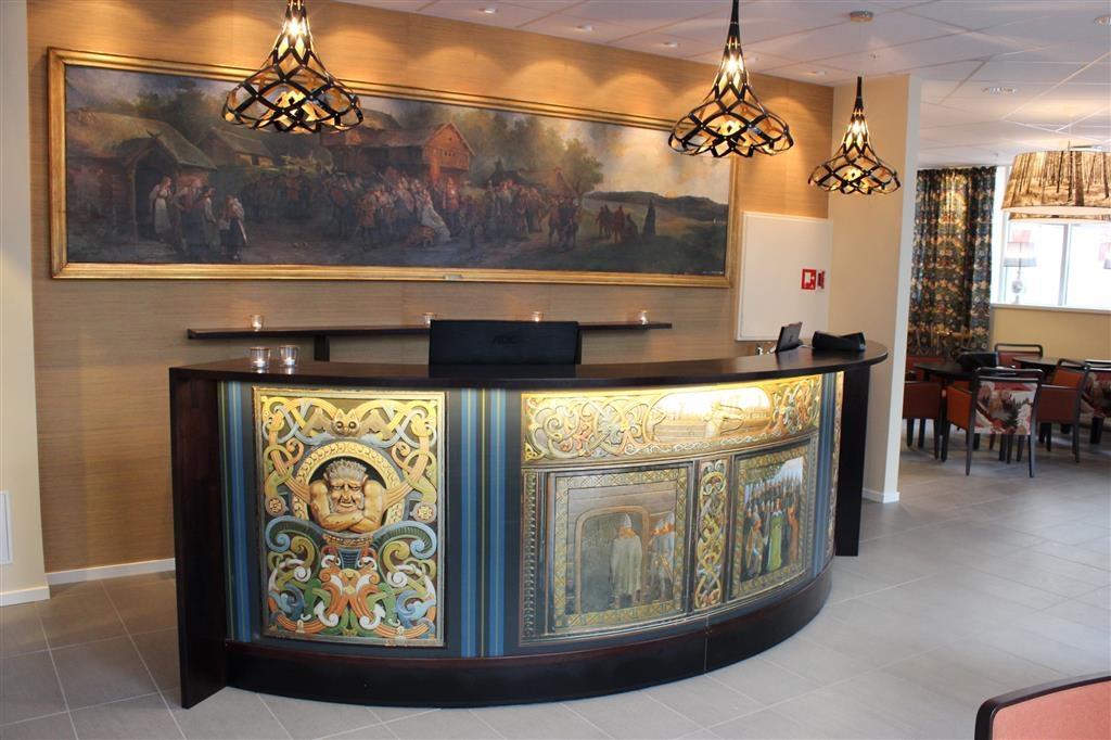Best Western Plus Hotell Hordaheimen - recepción