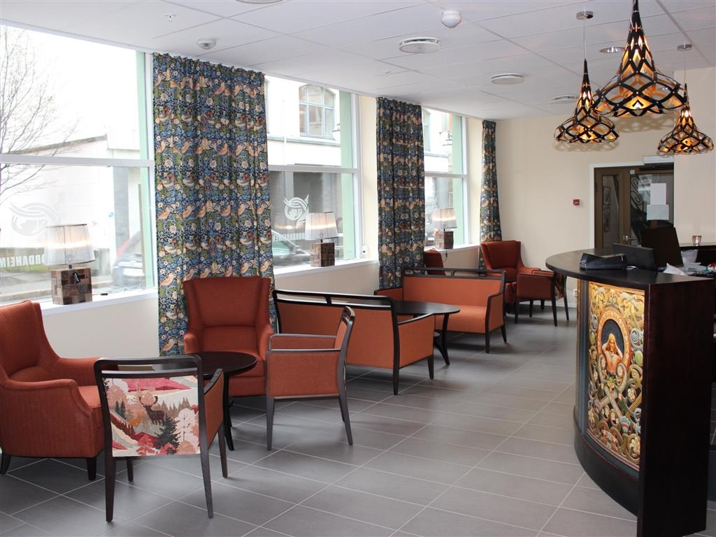 Best Western Plus Hotell Hordaheimen - Vista del vestíbulo