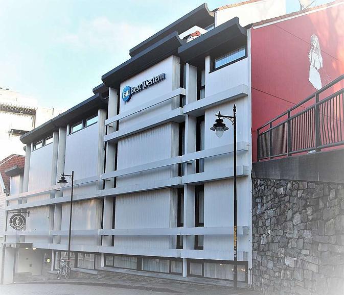 Best Western Havly Hotell - Vista exterior