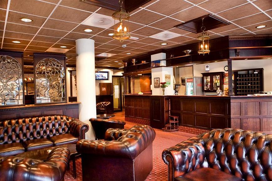 Best Western Chesterfield Hotel - Hotelfoyer/Rezeption