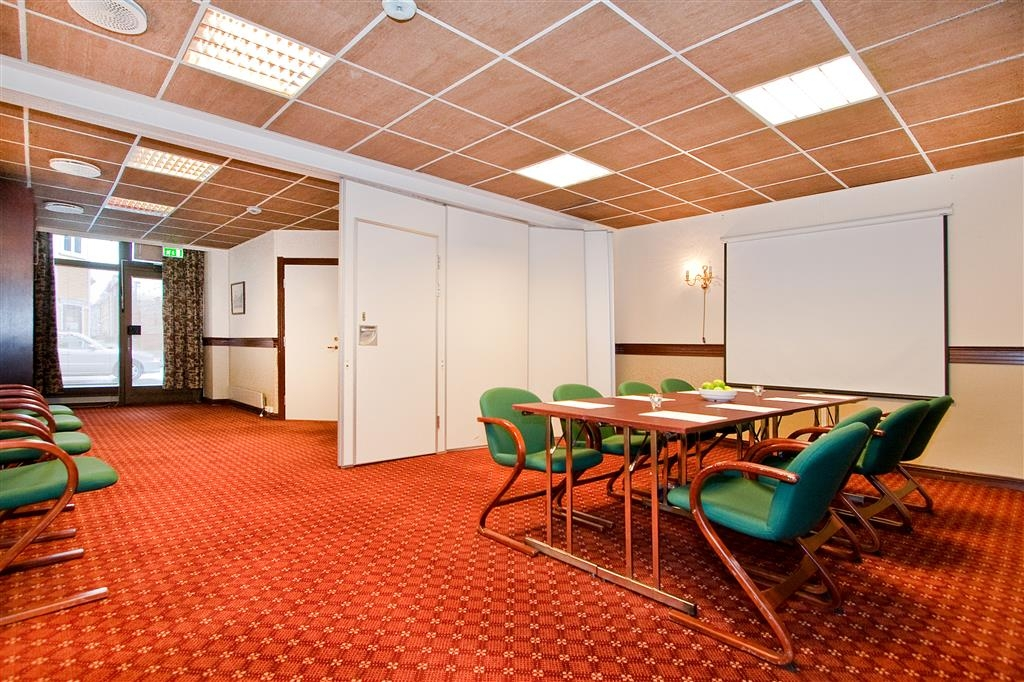 Best Western Chesterfield Hotel - Meeting Room