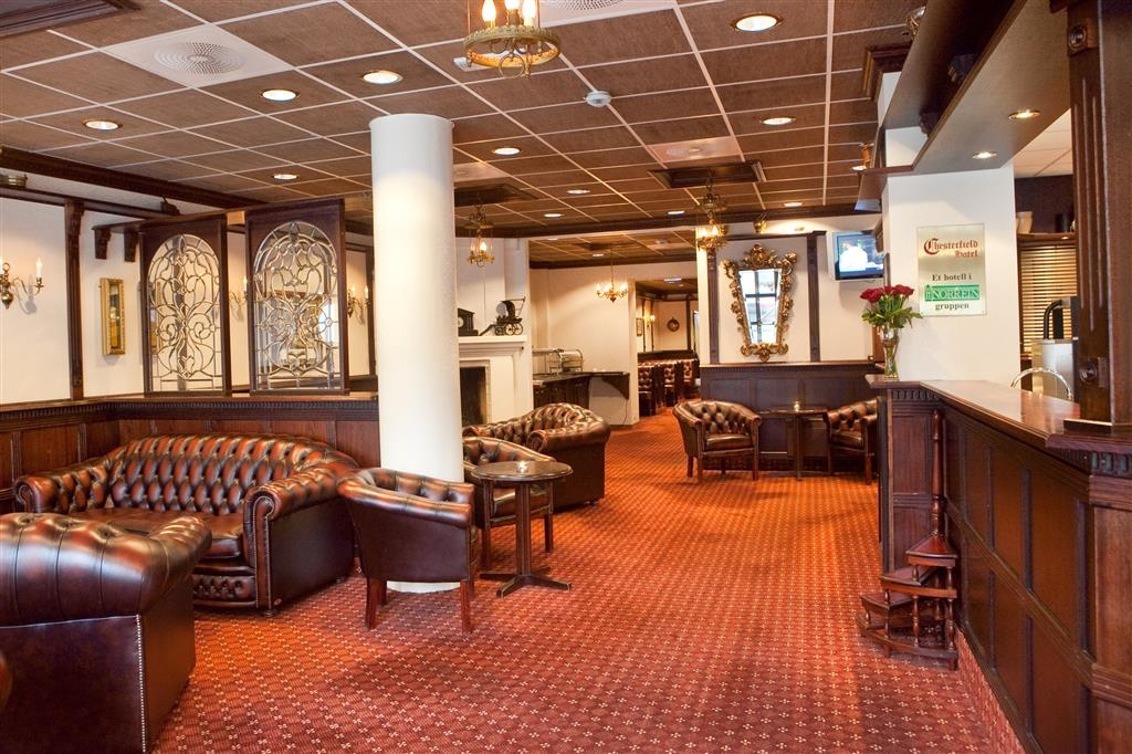 Best Western Chesterfield Hotel - Bar/Lounge