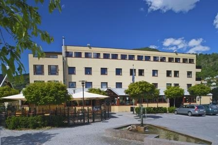 Best Western Laegreid Hotell - Facciata dell'albergo