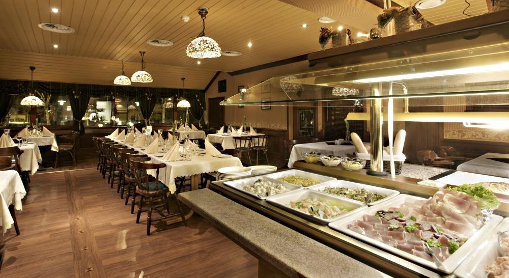 Best Western Laegreid Hotell - Restaurant