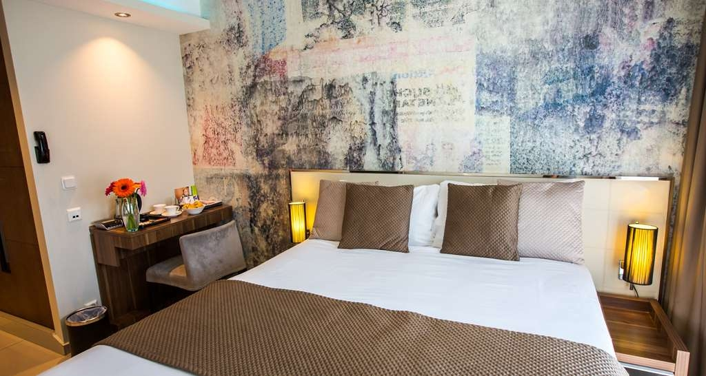 Best Western Kampen Hotell - Camera standard con letto matrimoniale