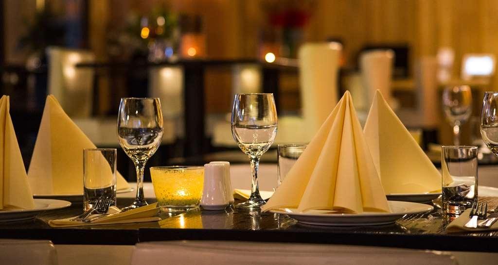 Best Western Kampen Hotell - Restaurant