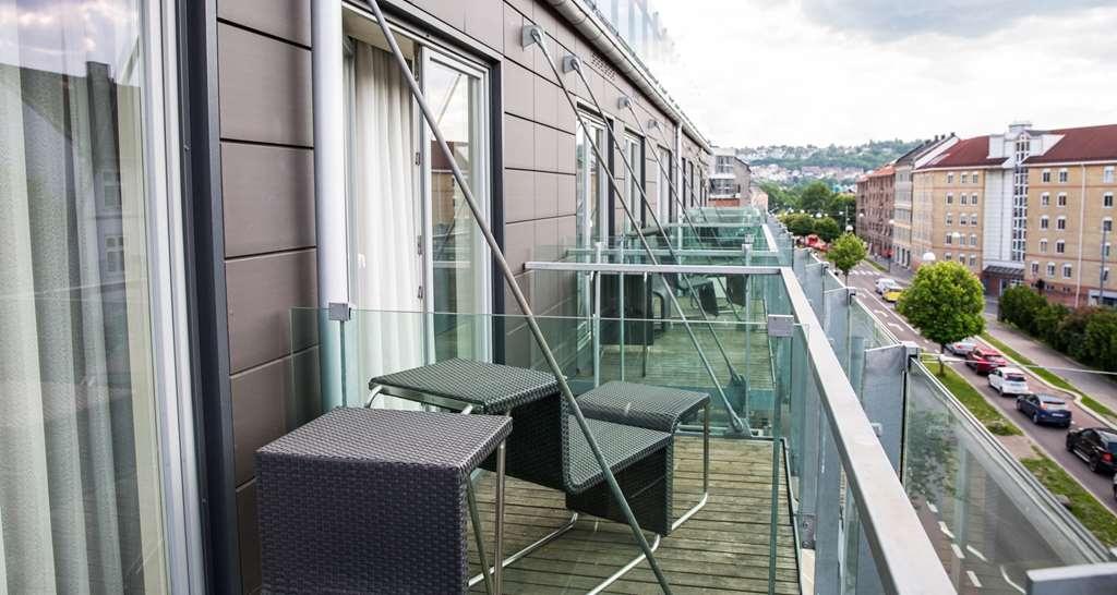Best Western Kampen Hotell - Terrasse