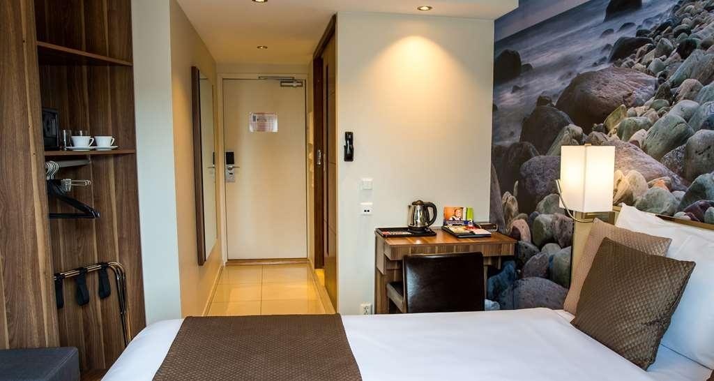 Best Western Kampen Hotell - Gästezimmer