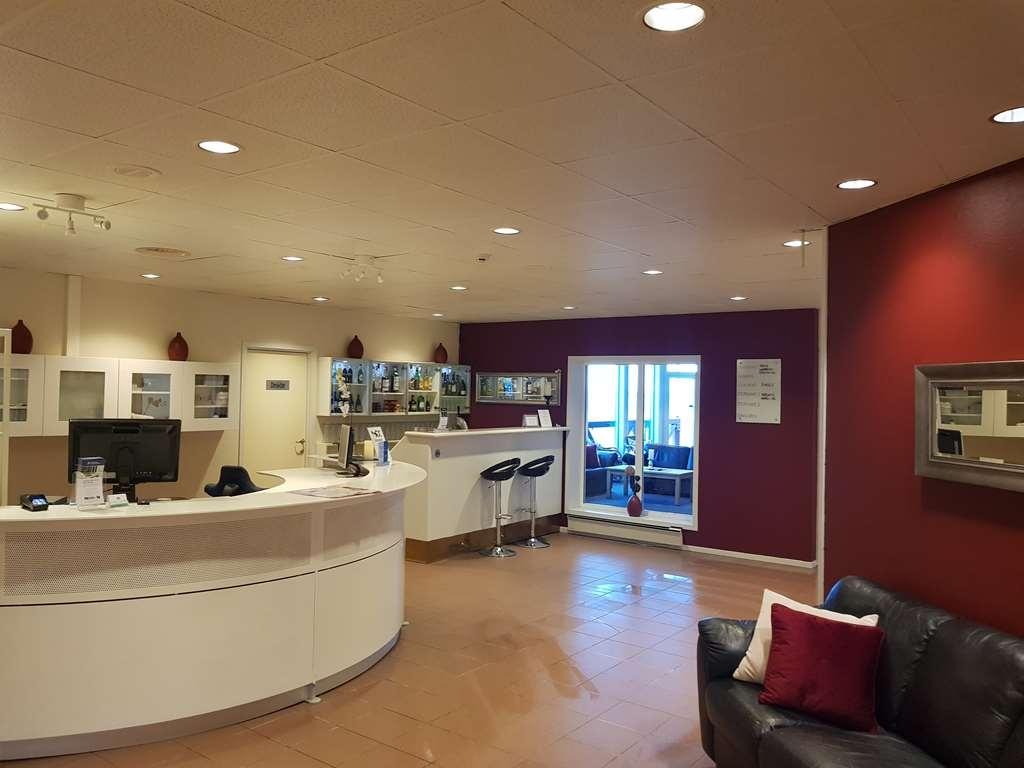 Best Western Stav Hotel - Vue du lobby