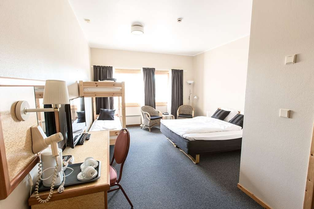 Best Western Stav Hotel - Family room