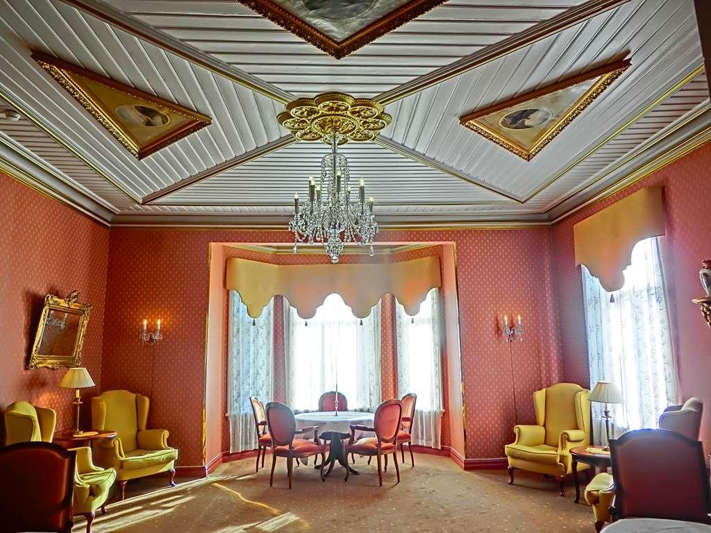 Best Western Tingvold Park Hotel - Bar / Lounge