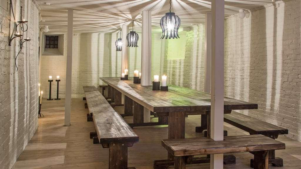 Best Western Tingvold Park Hotel - Restaurant / Gastronomie