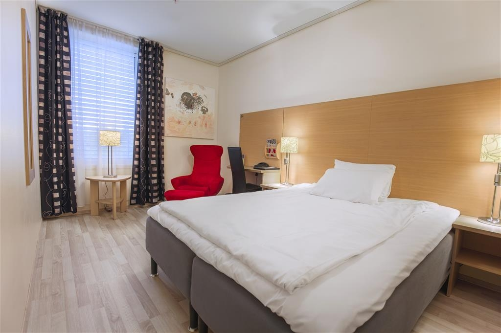 Best Western LetoHallen Hotel - Camera con letto queen size