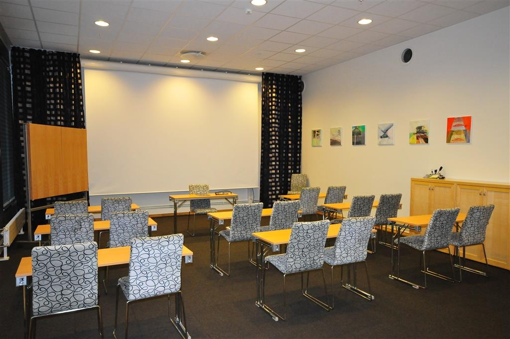 Best Western LetoHallen Hotel - Sala conferenze