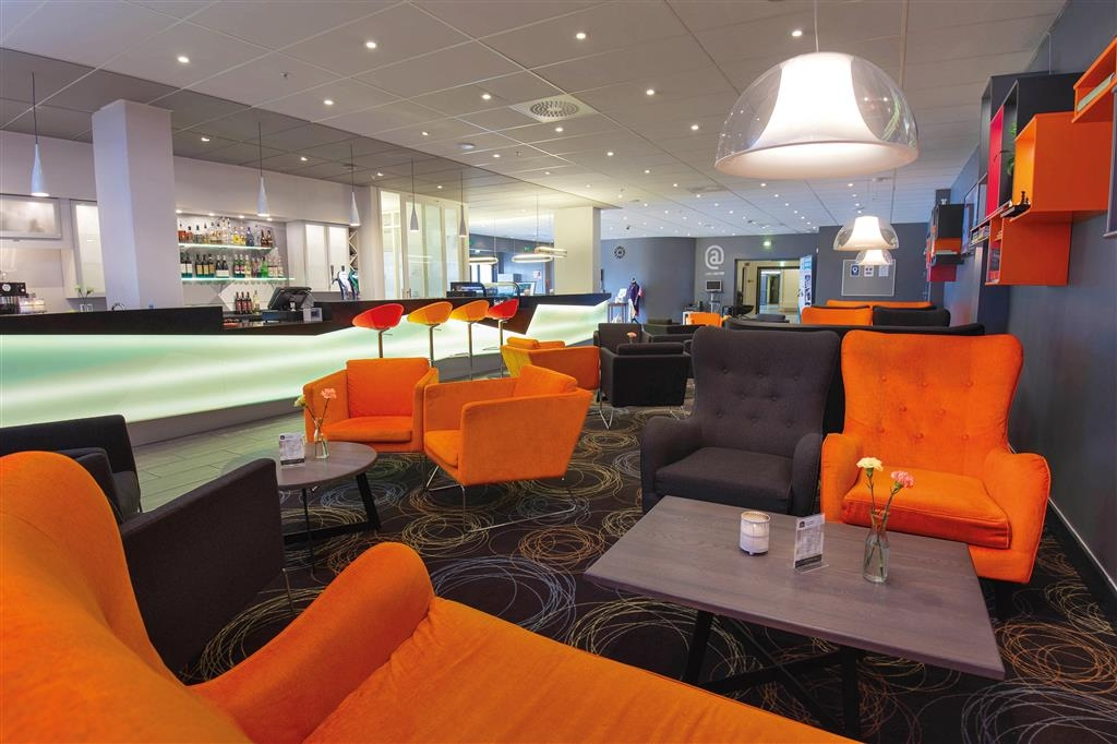 Best Western LetoHallen Hotel - Vue du lobby