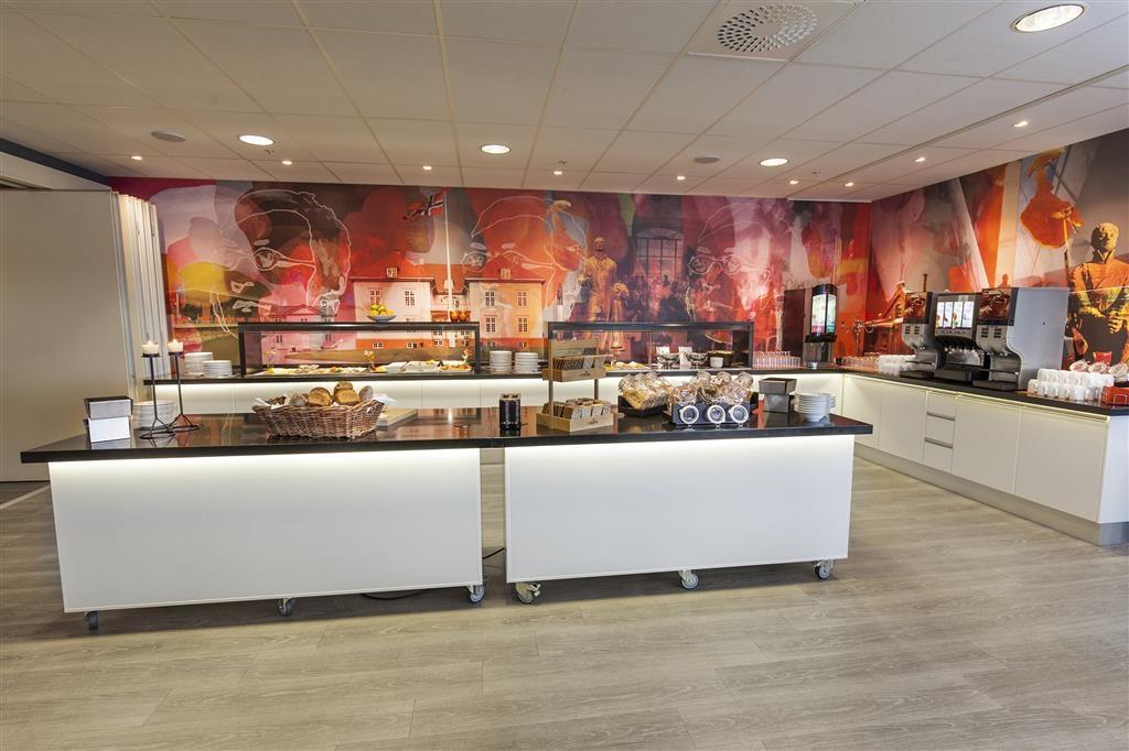 Best Western LetoHallen Hotel - Salle de petit déjeuner